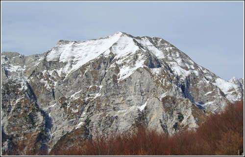 Monte Chiampon