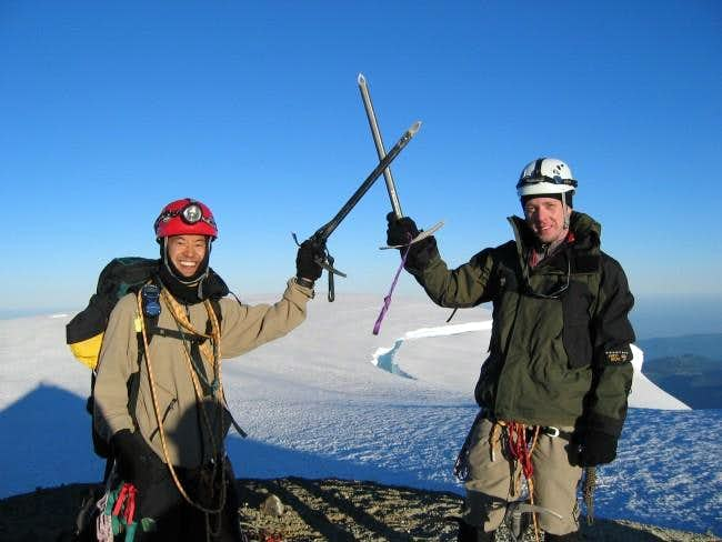 Summit Photo (3 hours from...