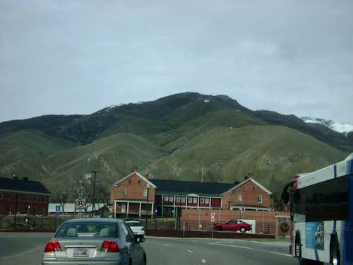 Mount Van Cott
