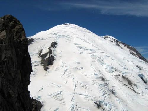 Rainier in all its glory. Pic...