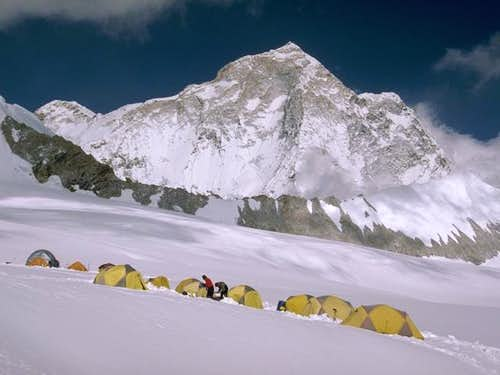 Baruntse Expedition 1996