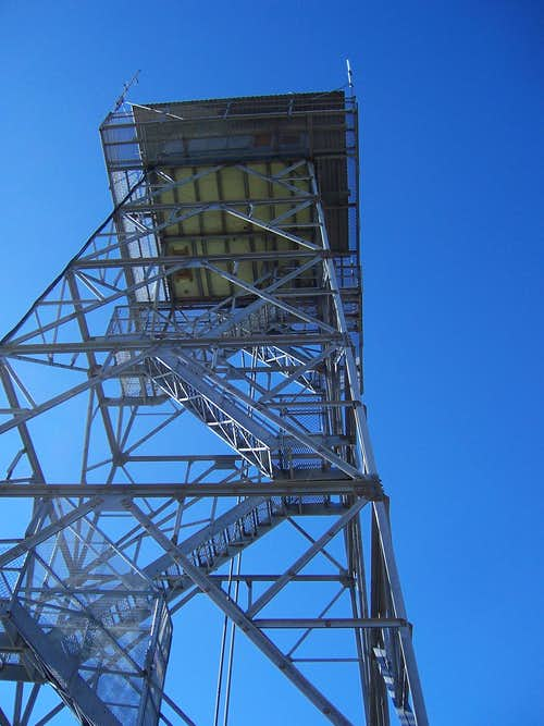 Lookout Tower Palomar