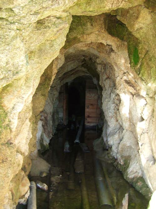 Wet Mine Entrance : Photos, Diagrams & Topos : SummitPost