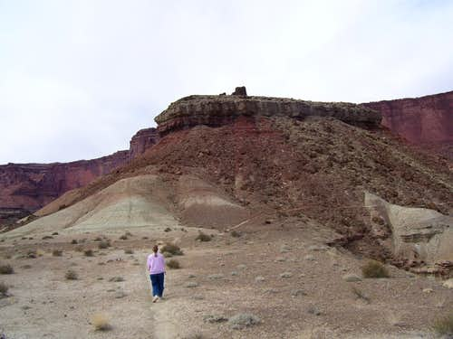 Fort Bottom Butte