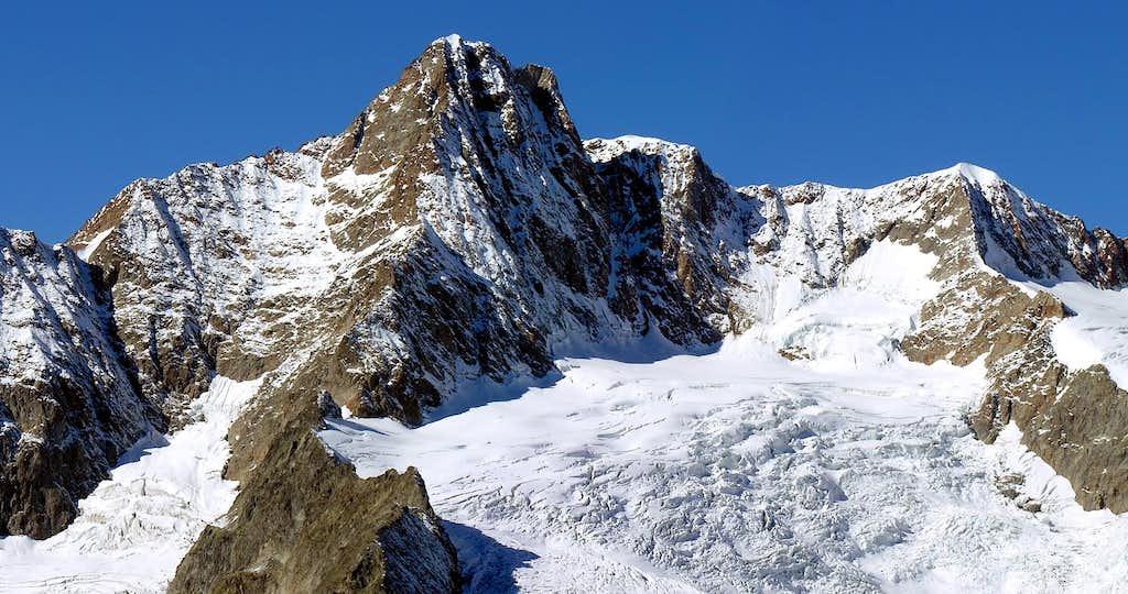 Aiguille des Glaciers