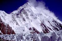 A windy afternoon on K2....