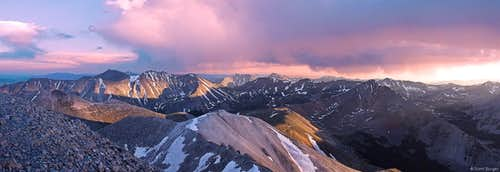 Mt. Antero Pano