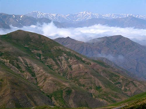 Chalus Valley