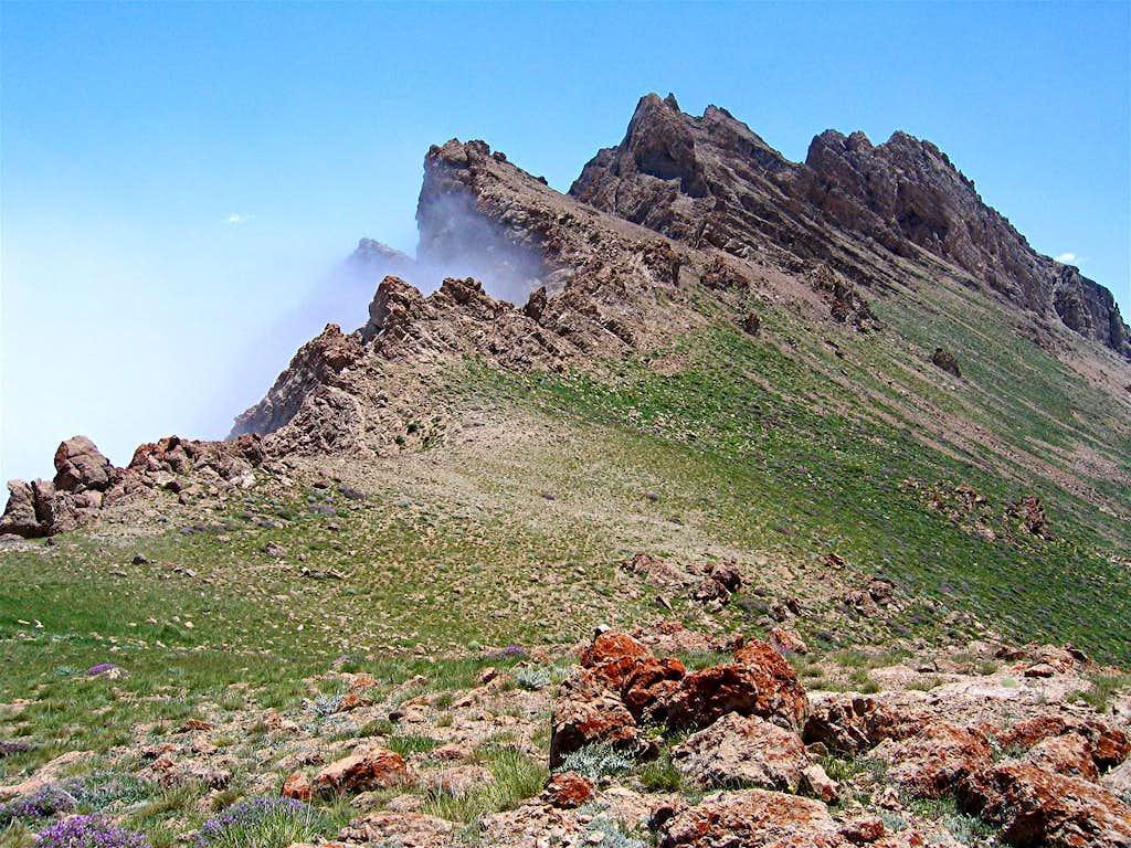 Siah Band Peak