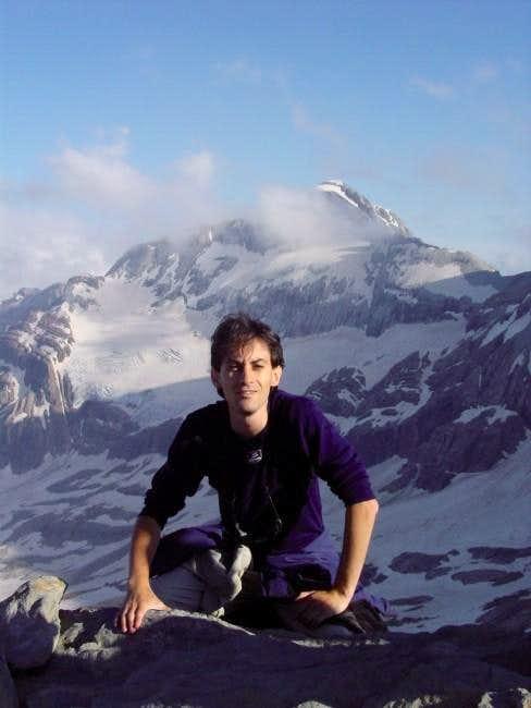 In the summit of Grand Astazú...