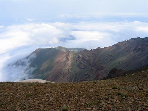 Northeastern Ridgeline