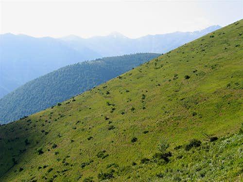 Shamzar & Owlaj Peaks