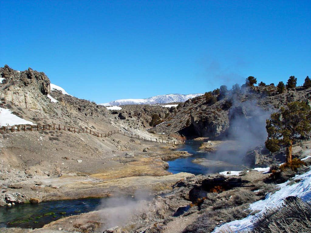 Hot Creek Geothermal Area