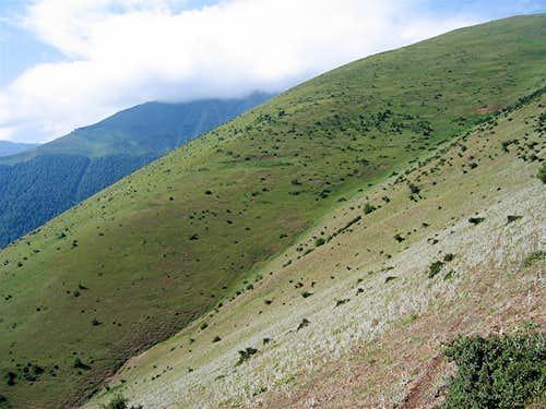 Slopes Above Keykoo