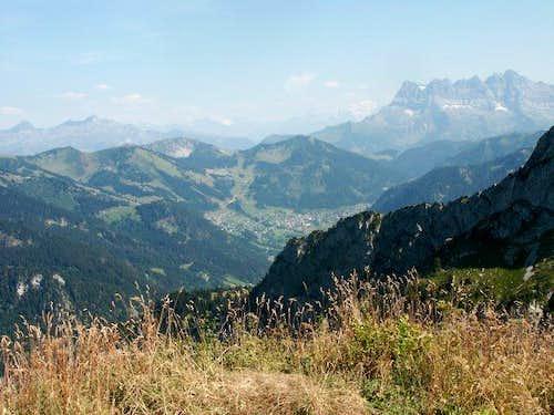 Chablais Mountains - Châtel...
