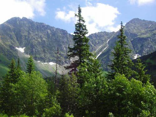 West Tatras - Rohace