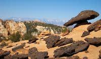 Canaan Mushroom Rock