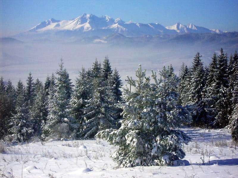 Winter Tatras
