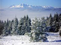 Winter Tatras