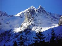 Winter Peaks - High Tatras