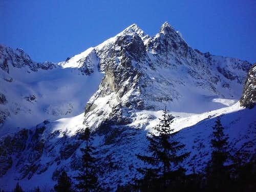 Winter Peaks - High Tatras