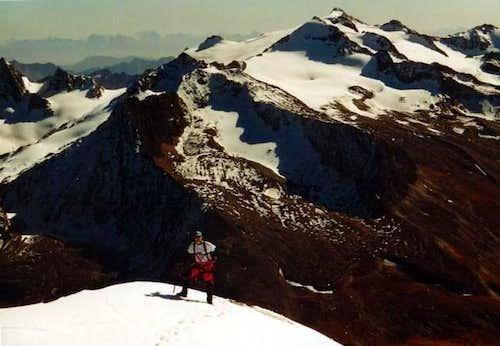 Ascent to the Nördlicher...