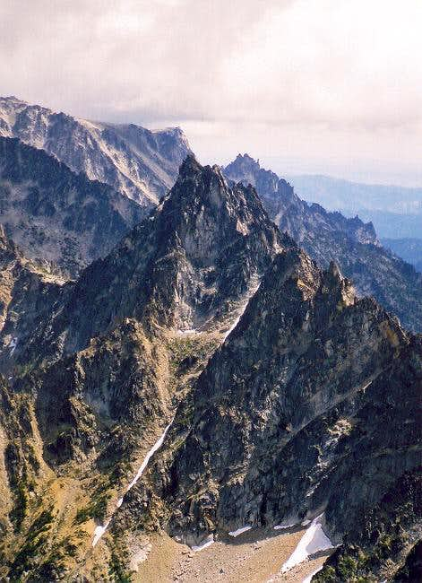 Argonaut Peak (8,453 ft)...
