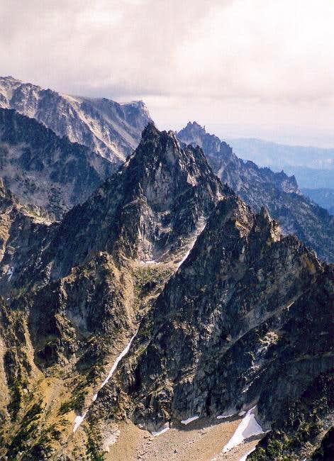 Argonaut Peak (8,453 ft)...