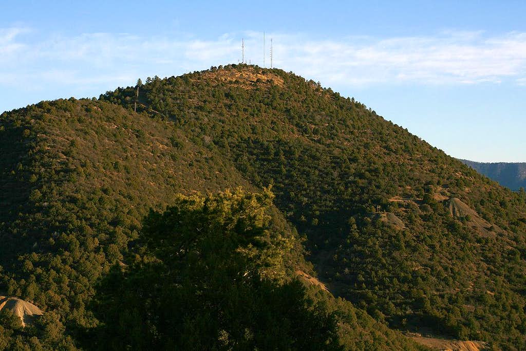 Pinos Altos Mountain