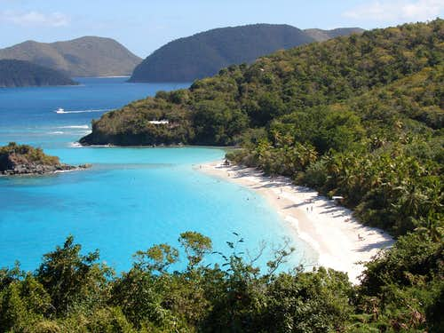 Trunk Bay-St. John, USVI