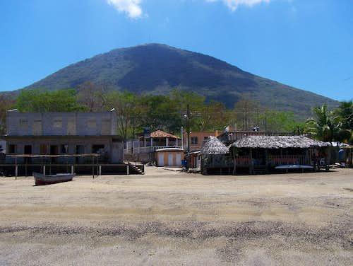 El Tigre from Amapala