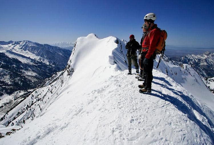 South Ridge, Mount Superior, Utah