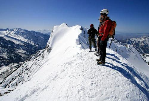 South Ridge, Mount Superior, Utah