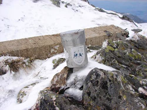 Mailbox of summit