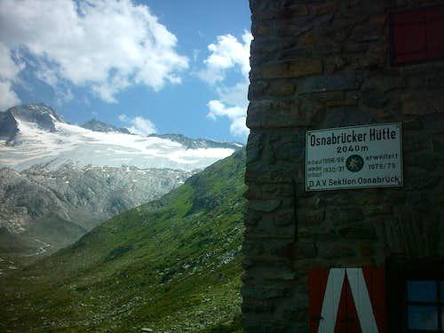 Osnabruckerhütte