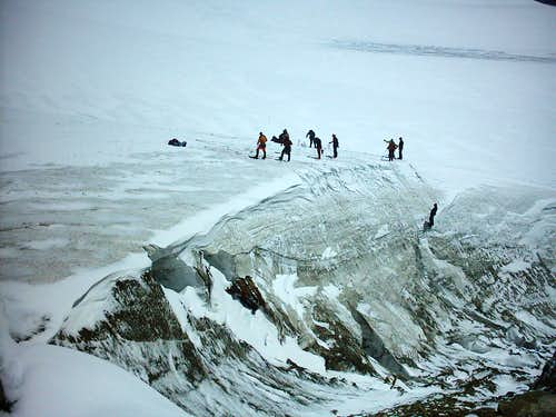 Glacier Training