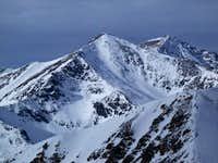 Grays Peak Winter Photos