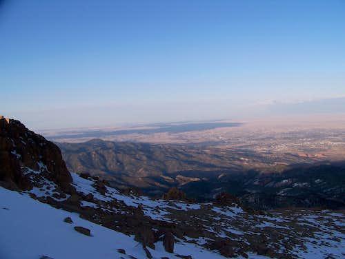 Pikes Peak 13,000'