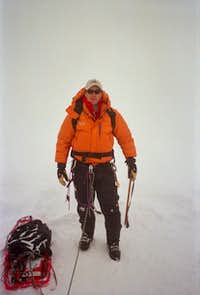 Full glacier rig and insulated pants and jacket