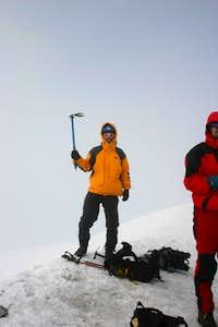 Ararat Summit (5,137 metres)