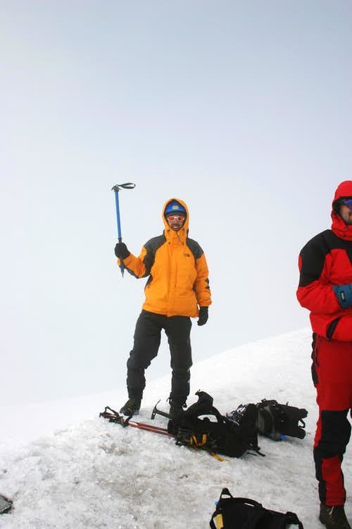 Ararat Summit (5,137 metres)