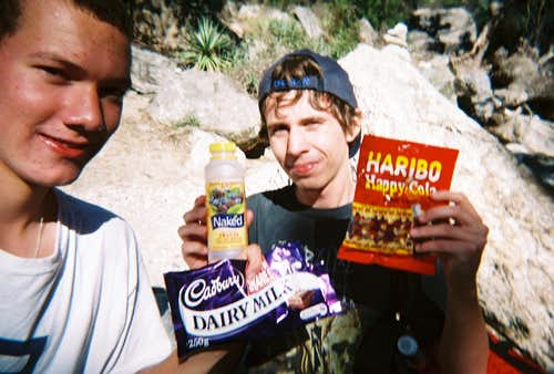 Real Hiking Grub