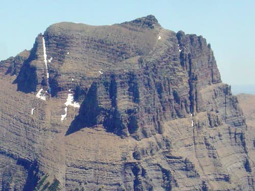 The West Face of GTTS