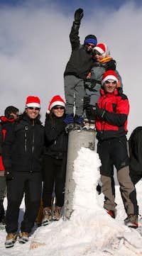 Christmas day in Peñalara - Dec. 24th 2007