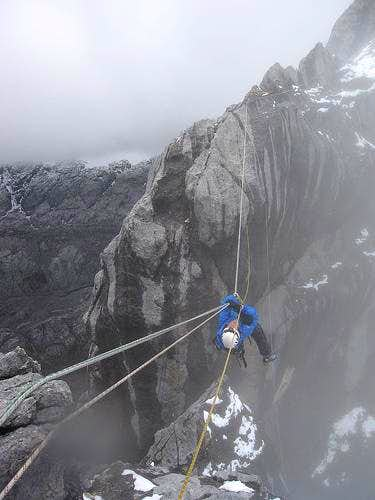 tyrolean on carstensz