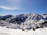 Treskavica plateau