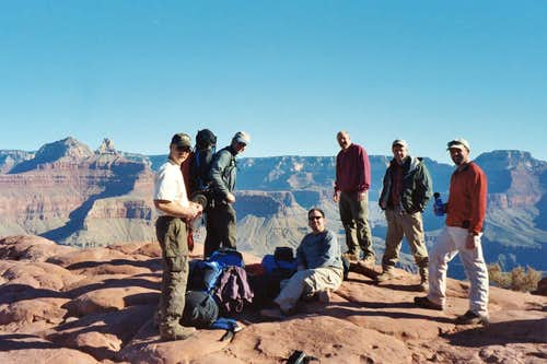 Grand Canyon-The Usual Suspects-The Descent
