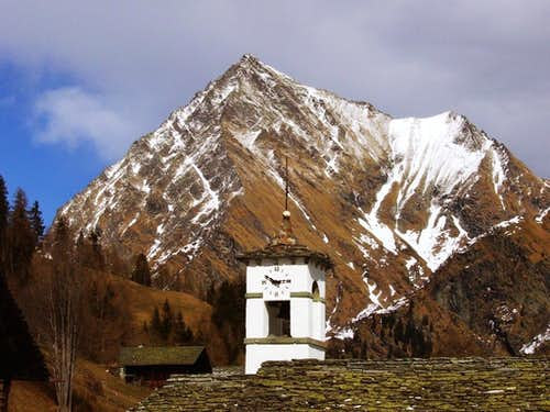 Tagliaferro and Follu steeple.