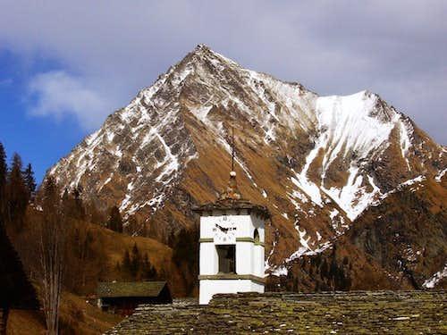 Tagliaferro and Follu steeple.