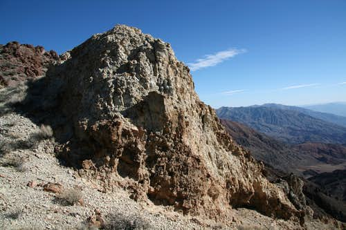 Summit Ridge Outcrop 3
